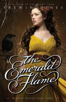 The Emerald Flame 0060871490 Book Cover