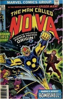 Essential Nova, Volume 1 - Book  of the Essential Marvel