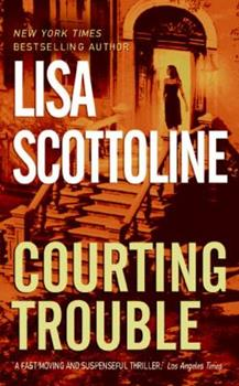 Courting Trouble 0060185147 Book Cover