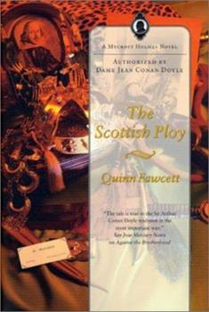 The Scottish Ploy 0312876289 Book Cover