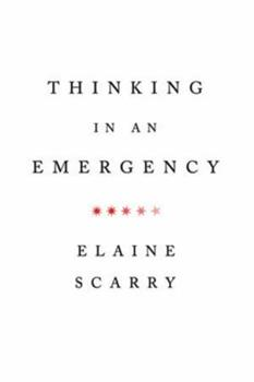 Paperback Thinking in an Emergency Book