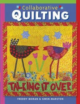 Paperback Collaborative Quilting Book