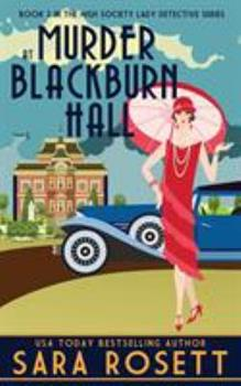 Murder at Blackburn Hall 0998843172 Book Cover