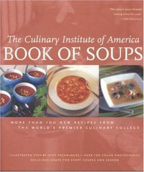 Book of Soups: More than 100 Recipes for Perfect Soups 0867308427 Book Cover