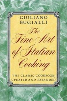 The Fine Art of Italian Cooking 0517224321 Book Cover