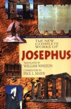 Paperback The New Complete Works of Josephus Book