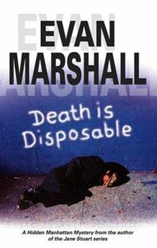 Death Is Disposable 0373267932 Book Cover