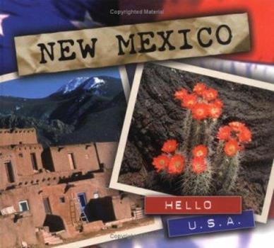 New Mexico 0822527480 Book Cover