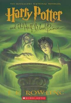 Harry Potter and the Half-Blood Prince 0439784549 Book Cover