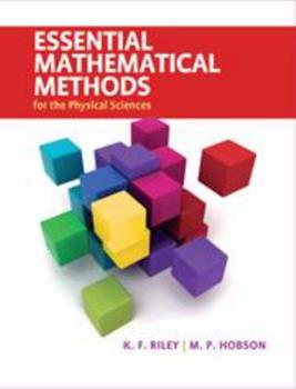 Printed Access Code Essential Mathematical Methods for the Physical Sciences Book