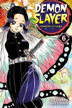 Demon Slayer: Kimetsu no Yaiba, Vol. 6 - Book #6 of the  / Kimetsu no Yaiba