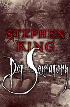 Pet Sematary 0743412273 Book Cover