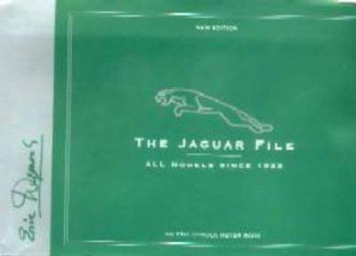 The Jaguar File 0953414221 Book Cover