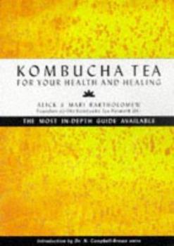 Kombucha Tea 1858600499 Book Cover