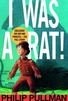 Paperback I Was a Rat! Book