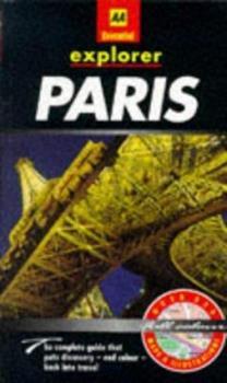 Paris, AA CityPack 0749532289 Book Cover