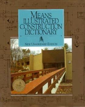 Means Illustrated Construction Dictionary 087629218X Book Cover