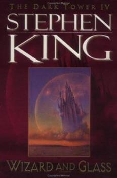 Paperback Wizard and Glass (Dark Tower) Book