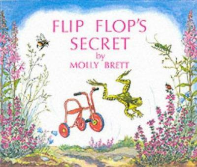 Paperback Flip Flop's Secret Book