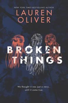 Broken Things 006222414X Book Cover
