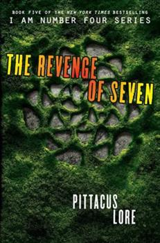 The Revenge of Seven 0062367196 Book Cover