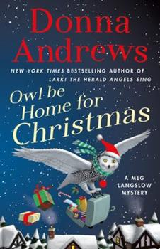 Owl Be Home for Christmas 1432866923 Book Cover