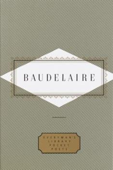 Baudelaire: Poems (Everyman's Library Pocket Poets) 0679429107 Book Cover