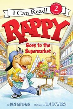 Rappy Goes to the Supermarket - Book  of the I Can Read ~ Level 2