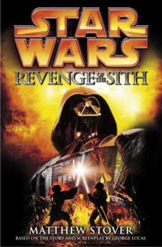 Hardcover Star Wars, Episode III - Revenge of the Sith Book