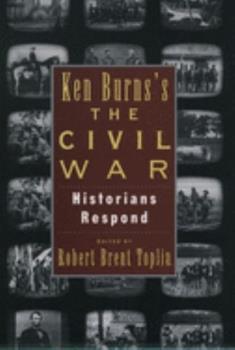 Paperback Ken Burns's The Civil War: Historians Respond Book