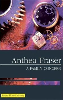 Family Concern (Rona Parish Mysteries) 0727891642 Book Cover
