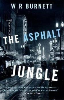 The Asphalt Jungle 849867333X Book Cover