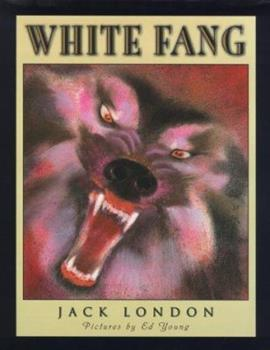 Hardcover White Fang (Scribner Illustrated Classic) Book