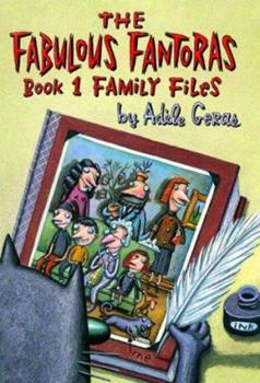 The Fabulous Fantora Files 0380975475 Book Cover