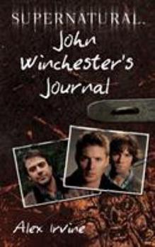 Paperback Supernatural: John Winchester's Journal Book