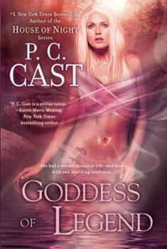 Goddess of Legend - Book #7 of the Goddess Summoning