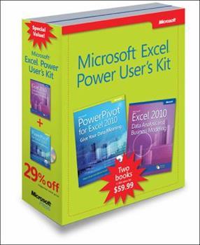 Microsoft Excel Power User's Kit 0735659451 Book Cover
