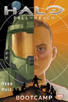 Halo: Fall of Reach - Boot Camp - Book  of the Halo Graphic Novels