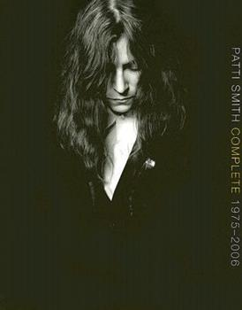 Patti Smith: Complete lyrics, reflections, and notes for the future 0060849711 Book Cover