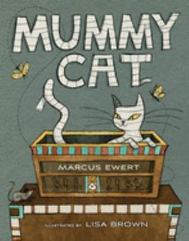 Mummy Cat 0544340825 Book Cover