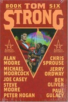 Tom Strong Collected Edition Book 6 1401211097 Book Cover