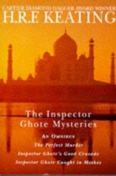 The Inspector Ghote Mysteries: an Omnibus 0330348566 Book Cover