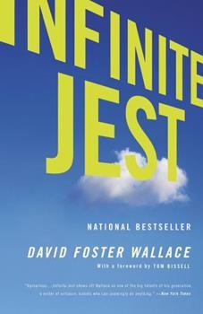 Infinite Jest 0316066524 Book Cover