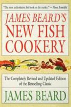Paperback James Beard's New Fish Cookery Book