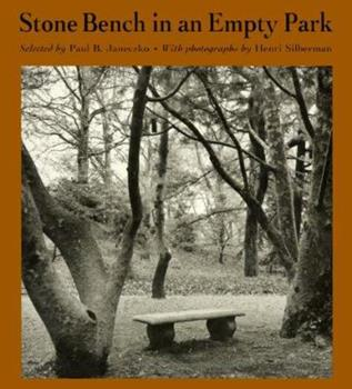 Stone Bench In An Empty Park 0531332594 Book Cover