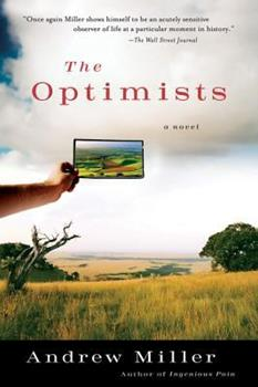 The Optimists 0340825138 Book Cover