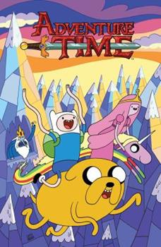 Adventure Time, Vol. 10 - Book  of the Adventure Time Single Issues #Annual