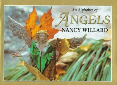 An Alphabet of Angels 059048480X Book Cover