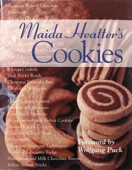Cookies (Maida Heatter Classic Library) 1449401155 Book Cover
