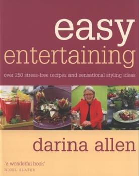 Easy Entertaining 185626761X Book Cover